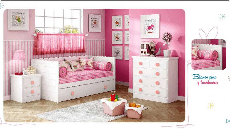 Cama nido lacada en blanco free cama nido vtv lacado en - Vtv muebles infantiles ...