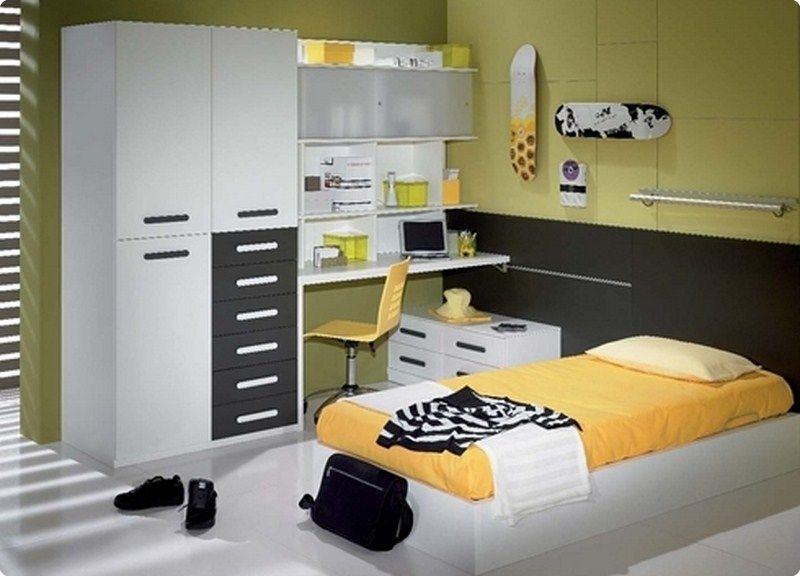 Muebles juveniles canape abatible dormitorios juveniles for Muebles juveniles