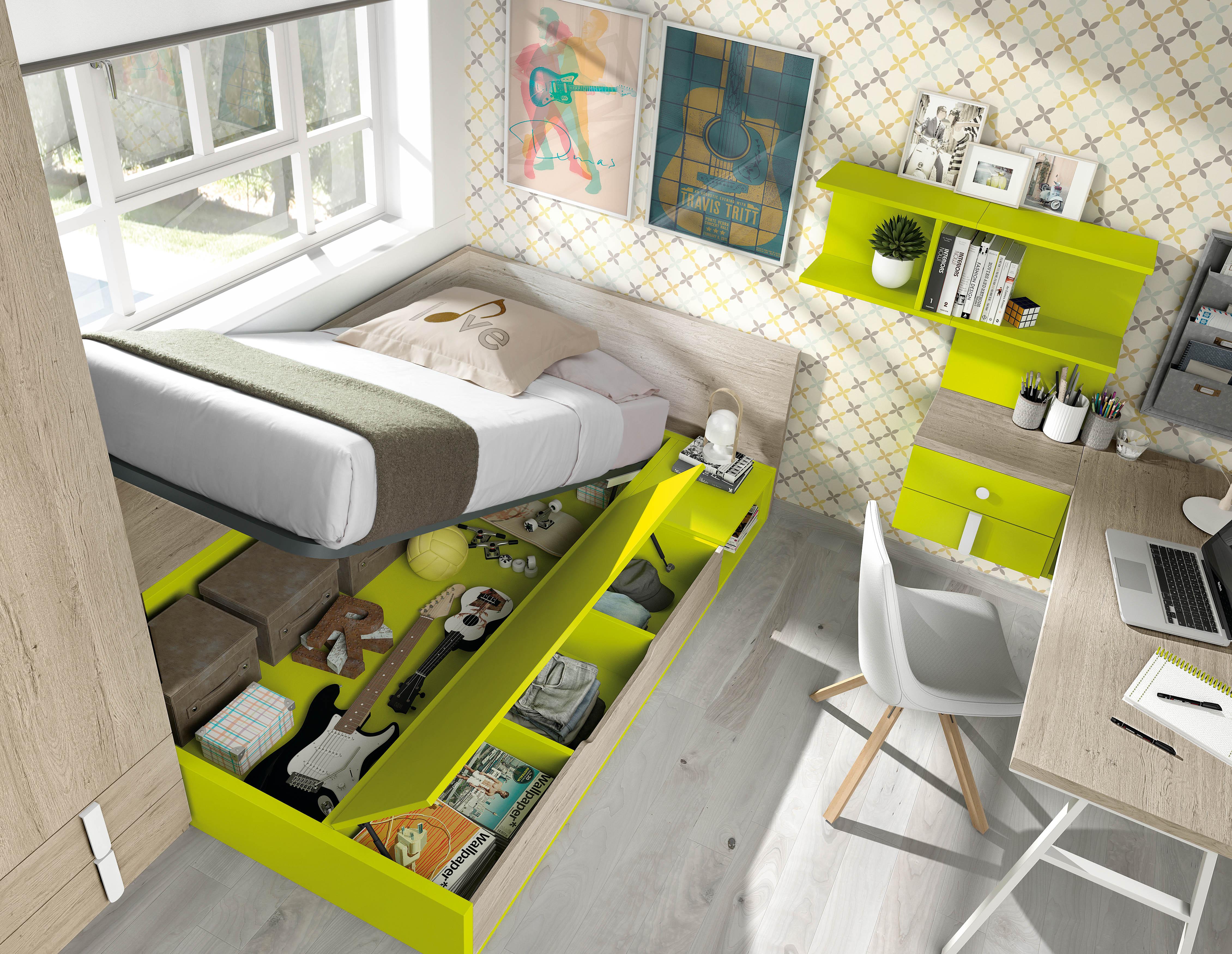 Muebles Juveniles Tatami Dormitorios Juveniles Muebles Cela # Muebles Todo Joven