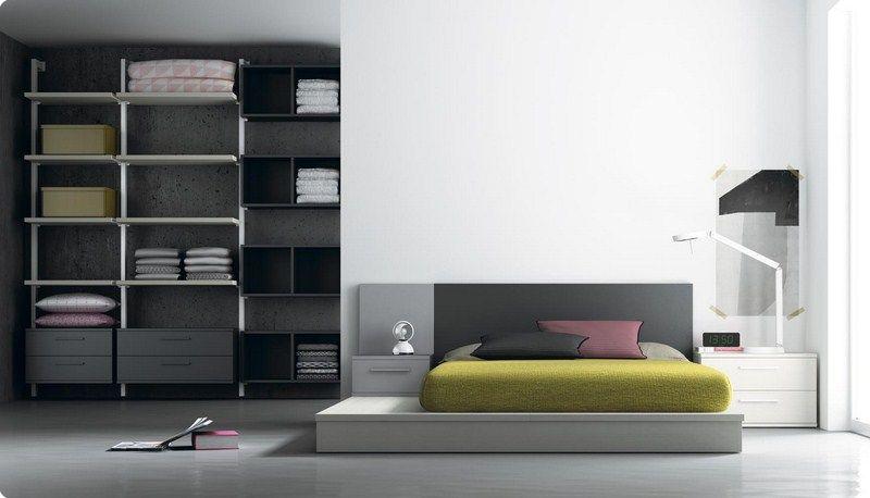 Muebles juveniles tatami dormitorios juveniles muebles - Dormitorios juveniles minimalistas ...