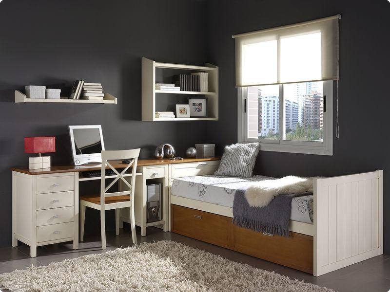 cama nido pino macizo cama nido dormitorios juveniles