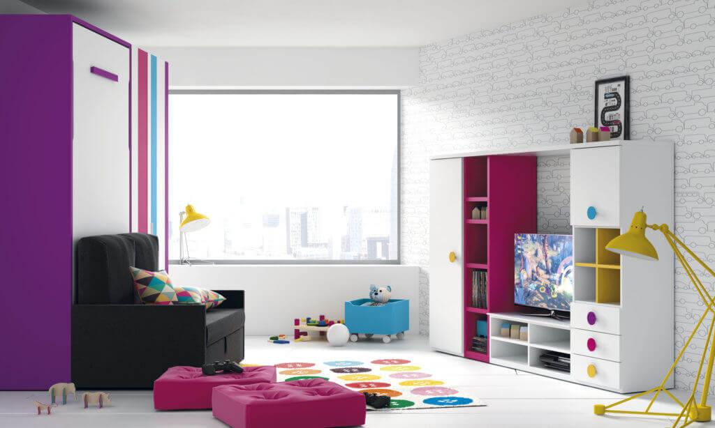 Camas abatibles verticales sofa camas abatibles cama con for Camas divan juveniles