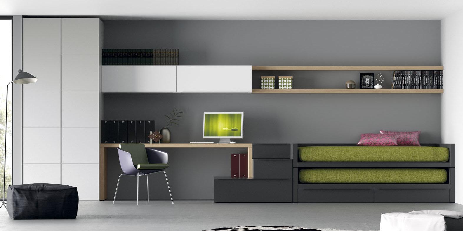 Muebles juveniles dormitorios juveniles innovadores y for La valenciana muebles juveniles